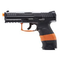 13242928f Product Image &K VP9 Airsoft Pistol, 6mm, 14 Rounds, Black