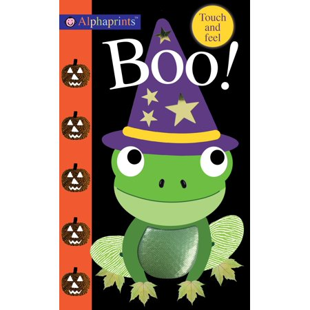 Boo Touch and Feel (Board Book)](Boo To You Halloween Parade)