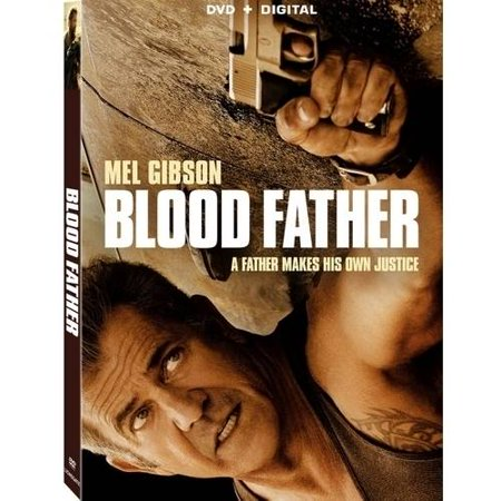 Blood Father  Dvd   Digital Copy   With Instawatch