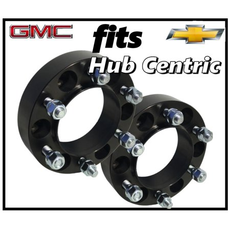 1.25 inch HubCentric Wheel Spacers 6x5.5 | 6 Lug