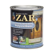 Polyurethane for Zar exterior water based polyurethane