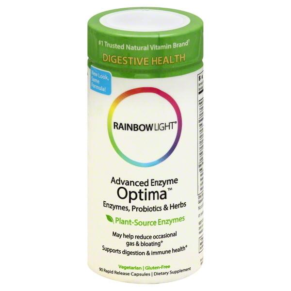 Rainbow Light Rainbow Light Advanced Enzyme Optima 90 Ea