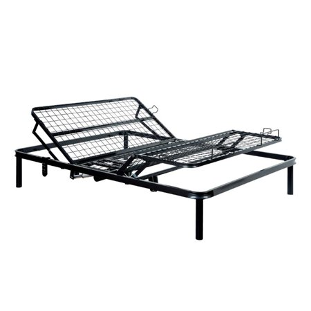 Furniture Of America Fox Ii Queen Adjustable Bed Frame In