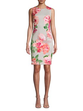 Product Image Floral Sheath Dress 7180c0eea10