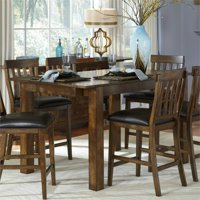 A-America Mariposa Extendable Counter Height Dining Table