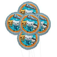 Octonauts 5pc Foil Balloon Kit