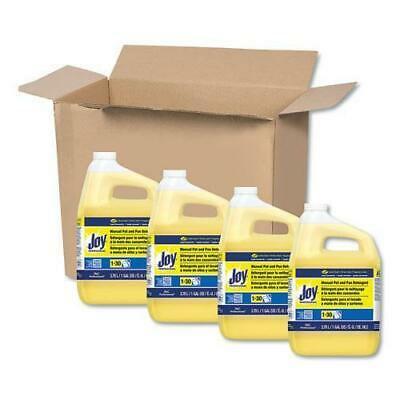 Dishwashing Liquid,Lemon Scent,One Gallon Bottle,4/Carton Dishwashing Liquid Gallon