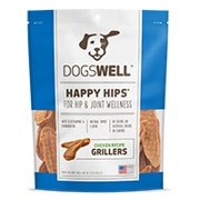 Dogswell Happy Hips Chicken Breast Grillers Dog Treats, 5 Oz