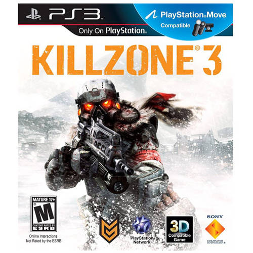 Killzone 3 (PS3) - Pre-Owned