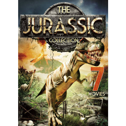 7-Movie Jurassic Collection [DVD] by Generic