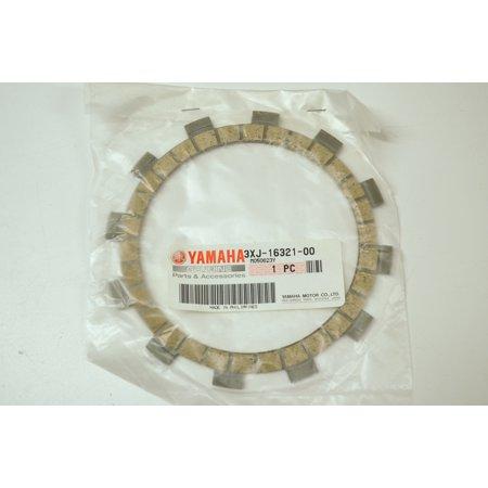 Yamaha 3XJ-16321-00-00 Clutch Plate Raptor 250 YZ125 WR250 YZ250 3XJ-16321-00 QTY