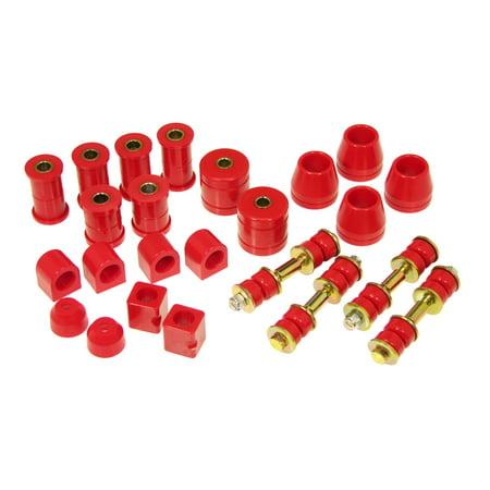 - Prothane 79-83 Datsun 280ZX Total Kit - Red