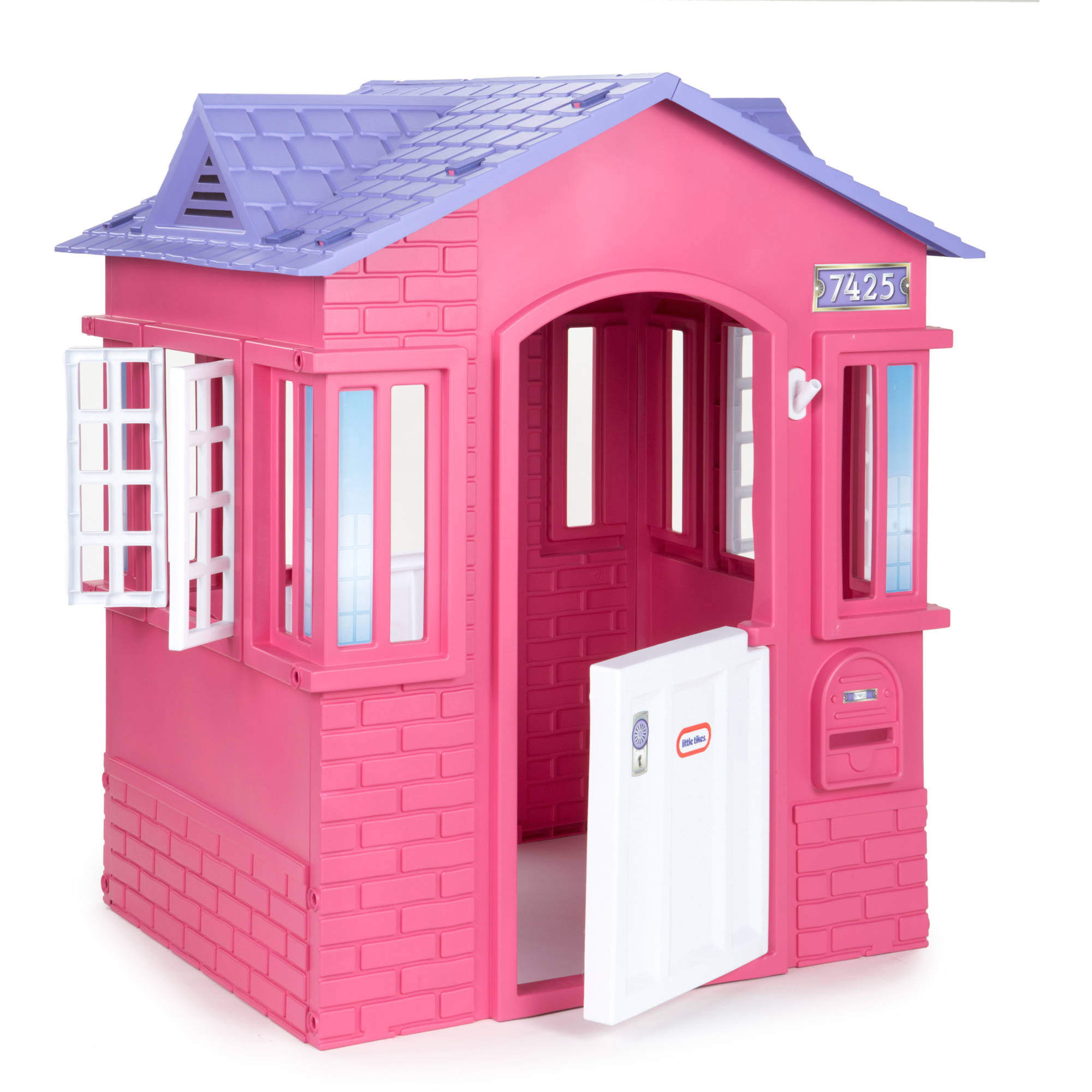 step2 neat and tidy cottage playhouse pink walmart com rh walmart com step 2 happy home cottage pink step 2 happy home cottage pink