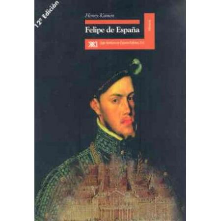 Felipe de Espana (Spanish Edition) [Paperback] [Jan 01, 2002] L.J. Kamen