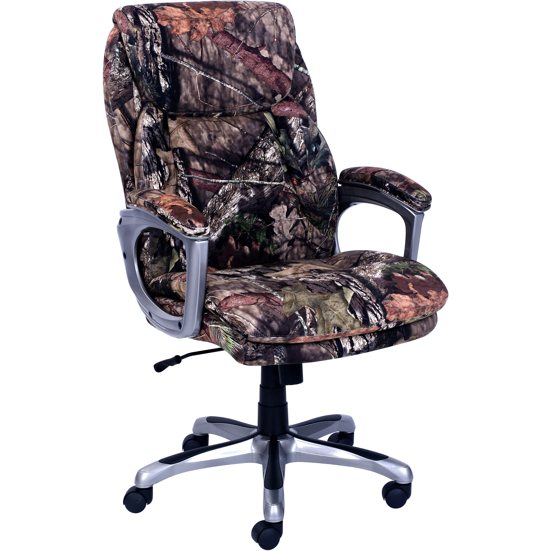 Mossy Oak Break Up Country Camouflage Adjule Office Chair
