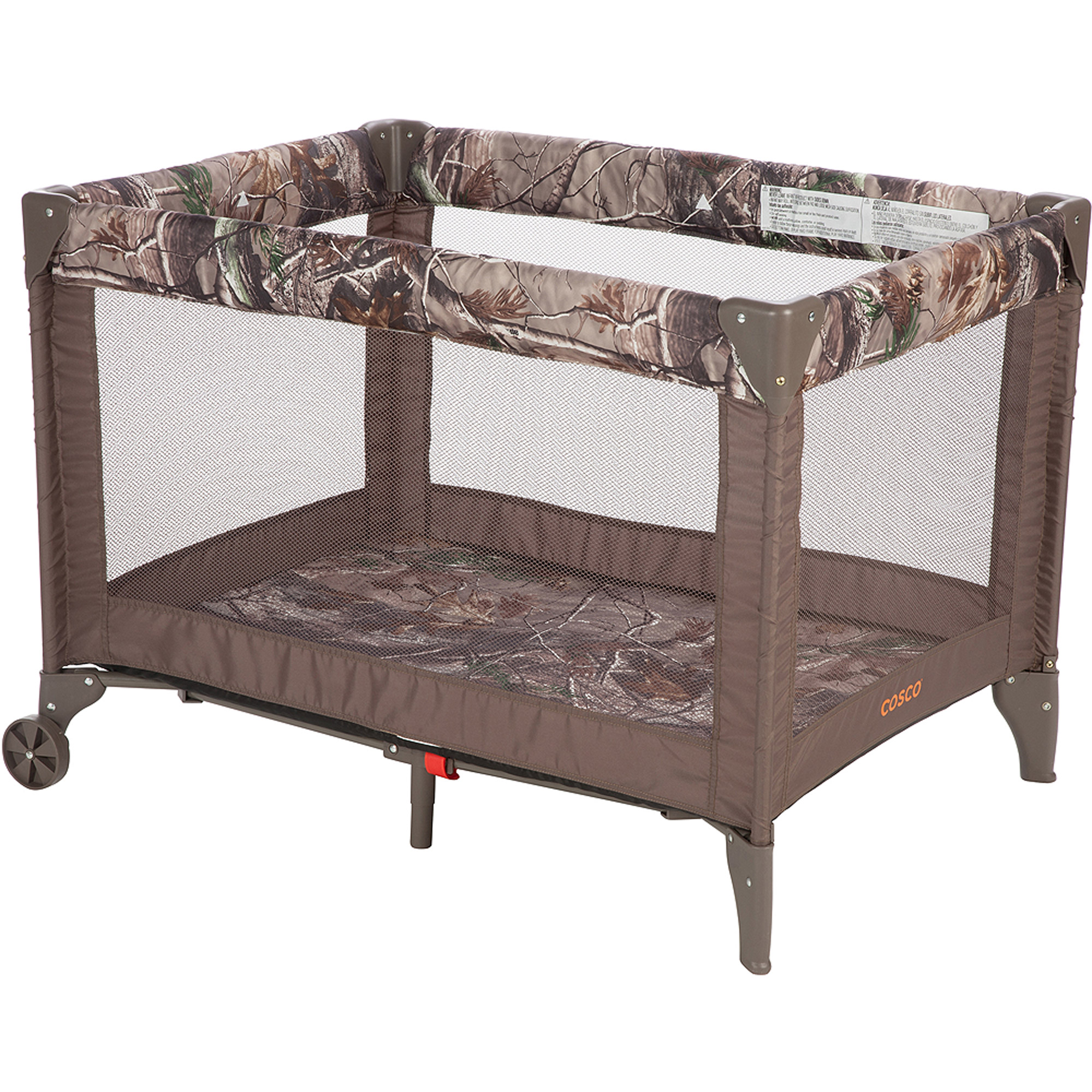 Cosco Funsport Playard, Realtree/Orange