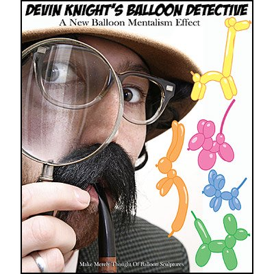 Balloon Detective By Devin Knight   Trick