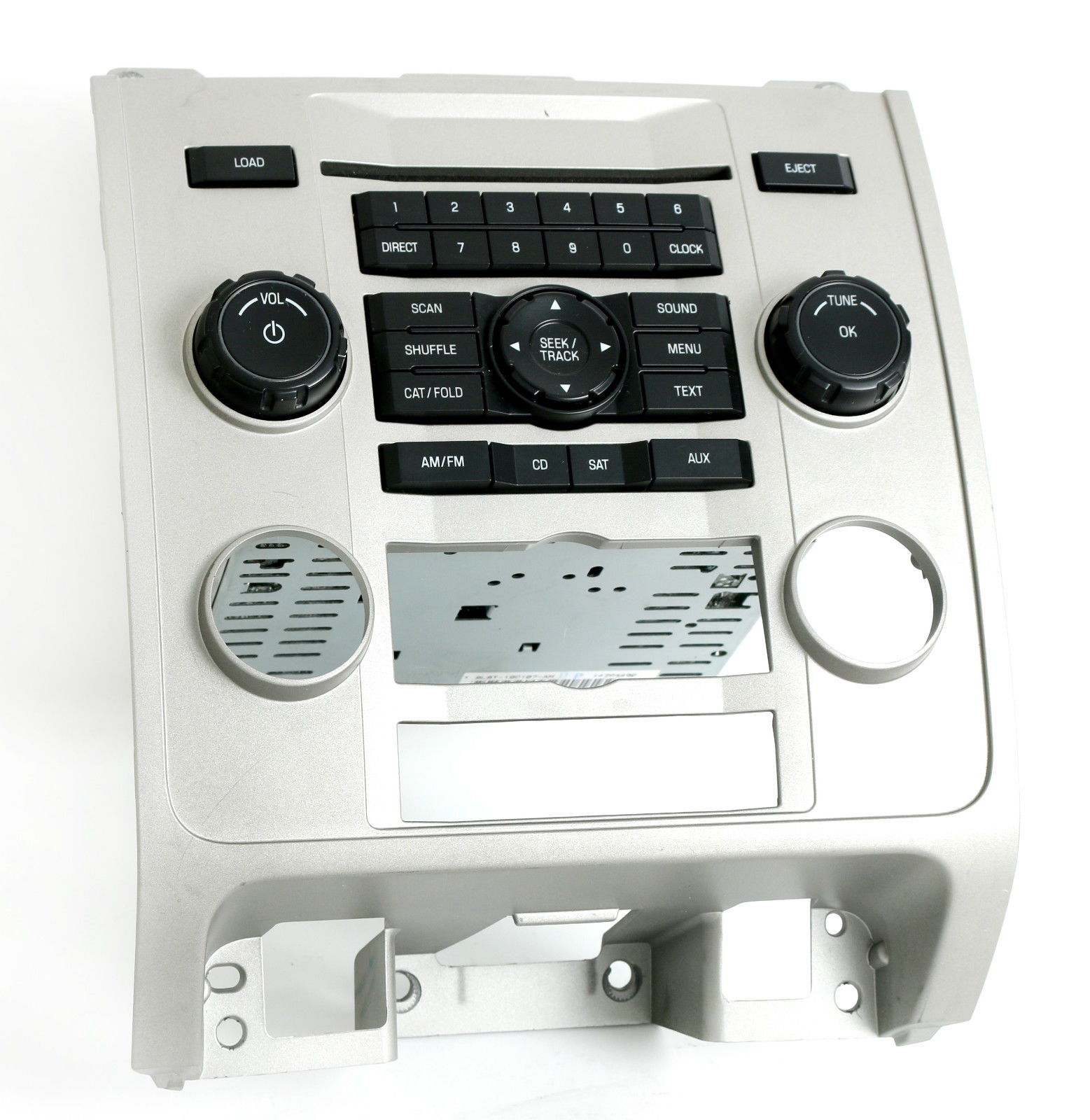 Ford Escape Mercury Mariner 2008 Radio AM FM MP3 CD Player - Part 8