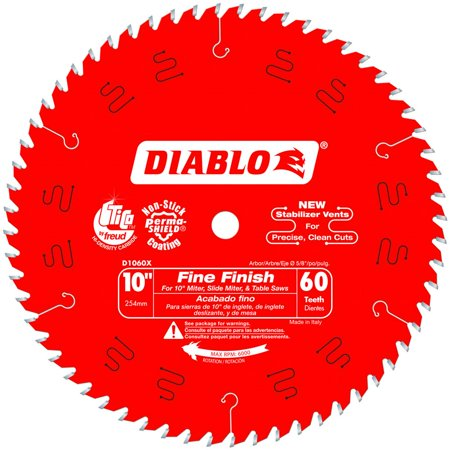 Fine Finish Blade - Freud Diablo Fine Finish Blade