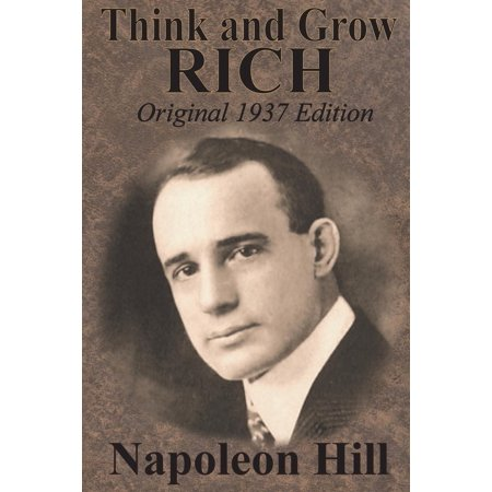 Think and Grow Rich Original 1937 Edition