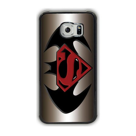 Superman Cape For Men (Superman Batman Logos Galaxy S7 Edge)