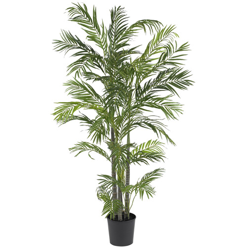 Nearly Natural 5' Areca Silk Palm Tree