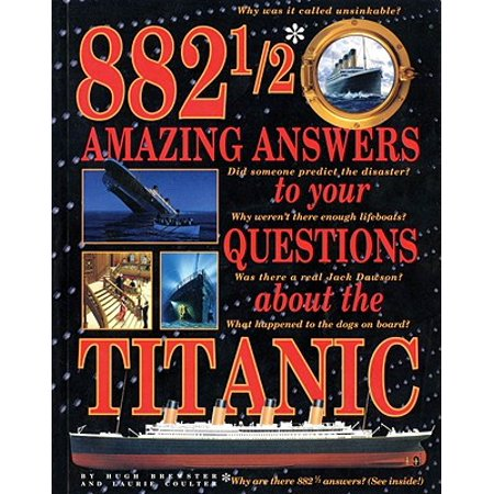 882 1/2 Amazing Answers to Your Questions about the