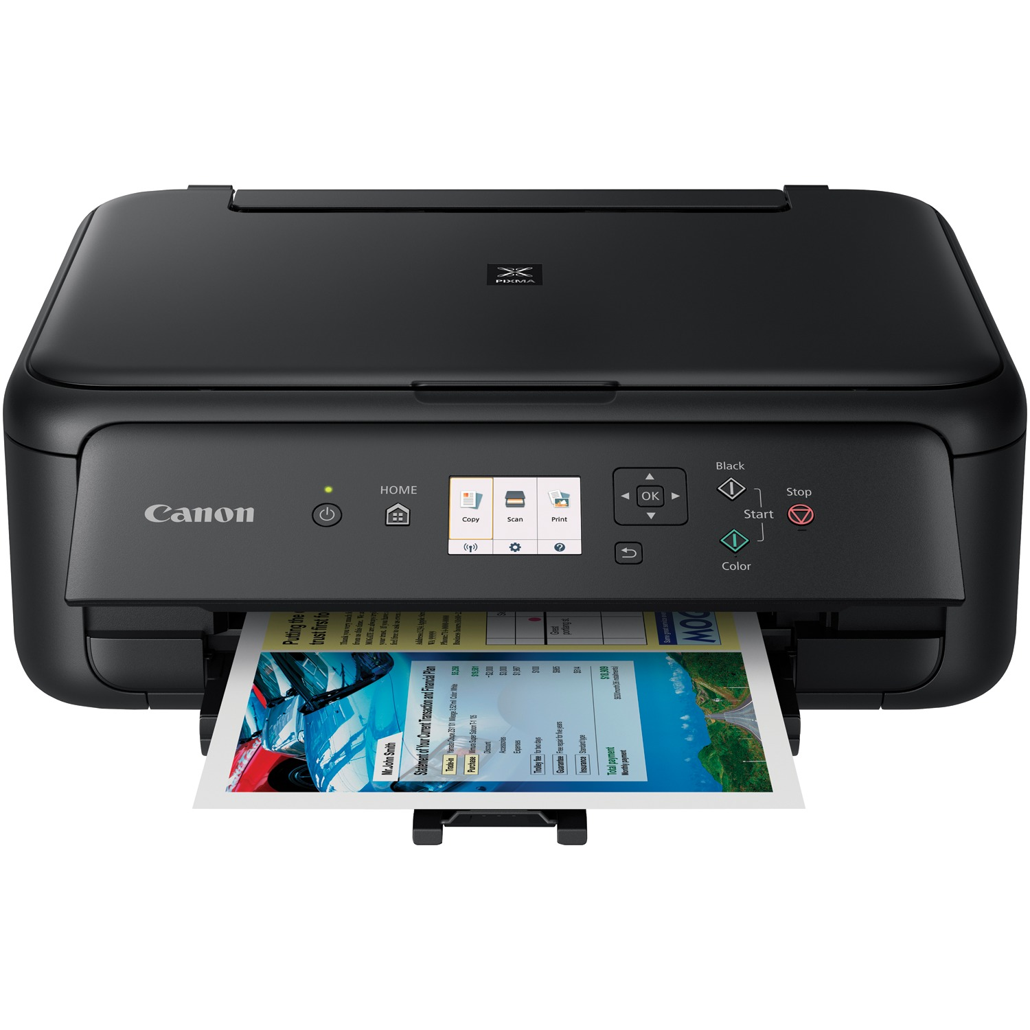Canon 2228C002 PIXMA TS5120 Wireless Inkjet All-in-One Printer