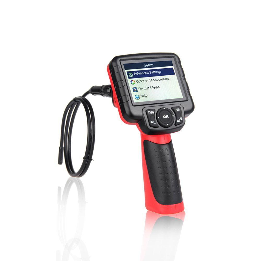 "Autel MaxiVideo MV400 5.5mm Digital Videoscope Recording Rechargeable Borescope Head Tools Equipment Hand Tools with 3.5"""" screen"