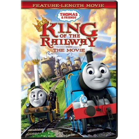 Thomas & Friends: King of the Railway - The Movie (DVD) - Thomas And Friends Halloween Movie