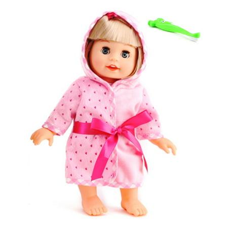 Belinda Brush Teeth Doll 12