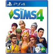 The SIMS 4, Electronic Arts, PlayStation 4, 014633738179