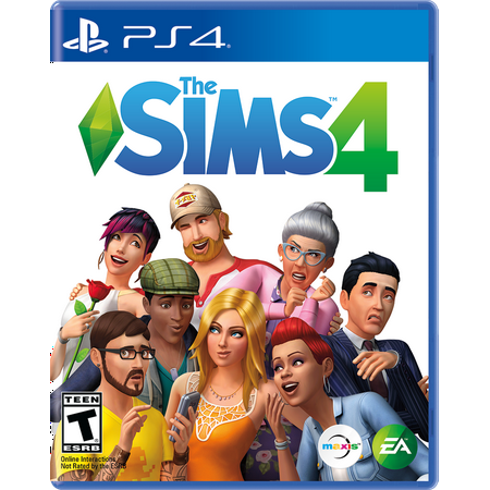 The SIMS 4, Electronic Arts, PlayStation 4, 014633738179 - Sims 4 Halloween Cc
