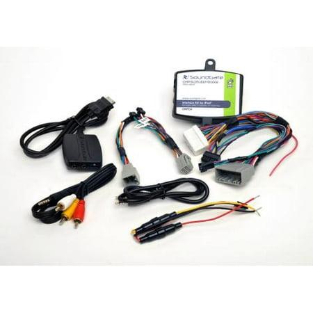 Dodge Durango 2004 - 2007 iPod Iphone Nano Car Kit Crpd4 Interface Kit Install