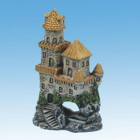 - Penn Plax Mini Magical Castles Aquarium Ornament