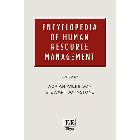 Encyclopedia of Human Resource Management