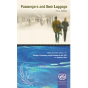 Athens Convention on Passengers & Luggage, 2003 Ed.