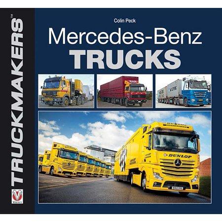 Truckmakers: Mercedes-Benz Trucks (Paperback)