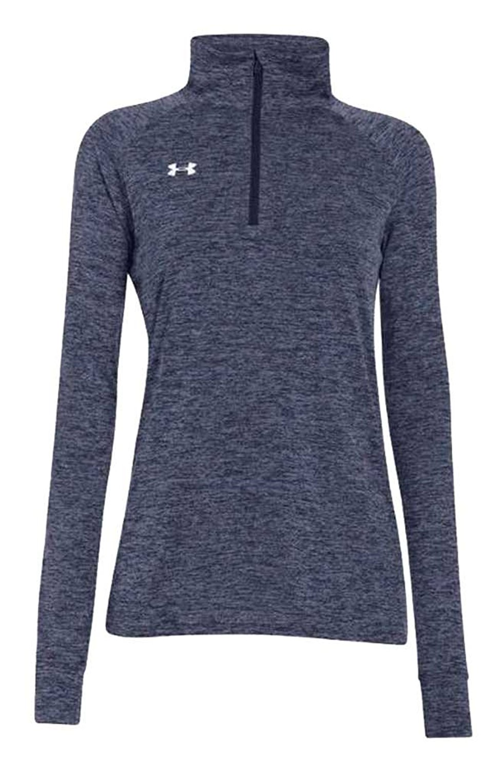 d6503661 Under Armour - Under Armour Women's UA Twisted Tech 1/4 Zip Small Midnight  Navy - Walmart.com