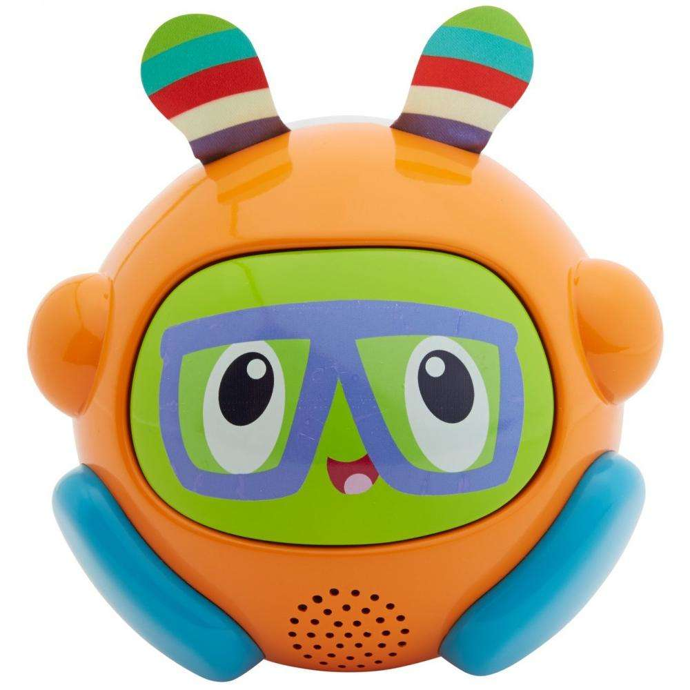 Fisher Price Bright Beats Spin & Crawl Tumble Ball Franky Beats by Fisher-Price