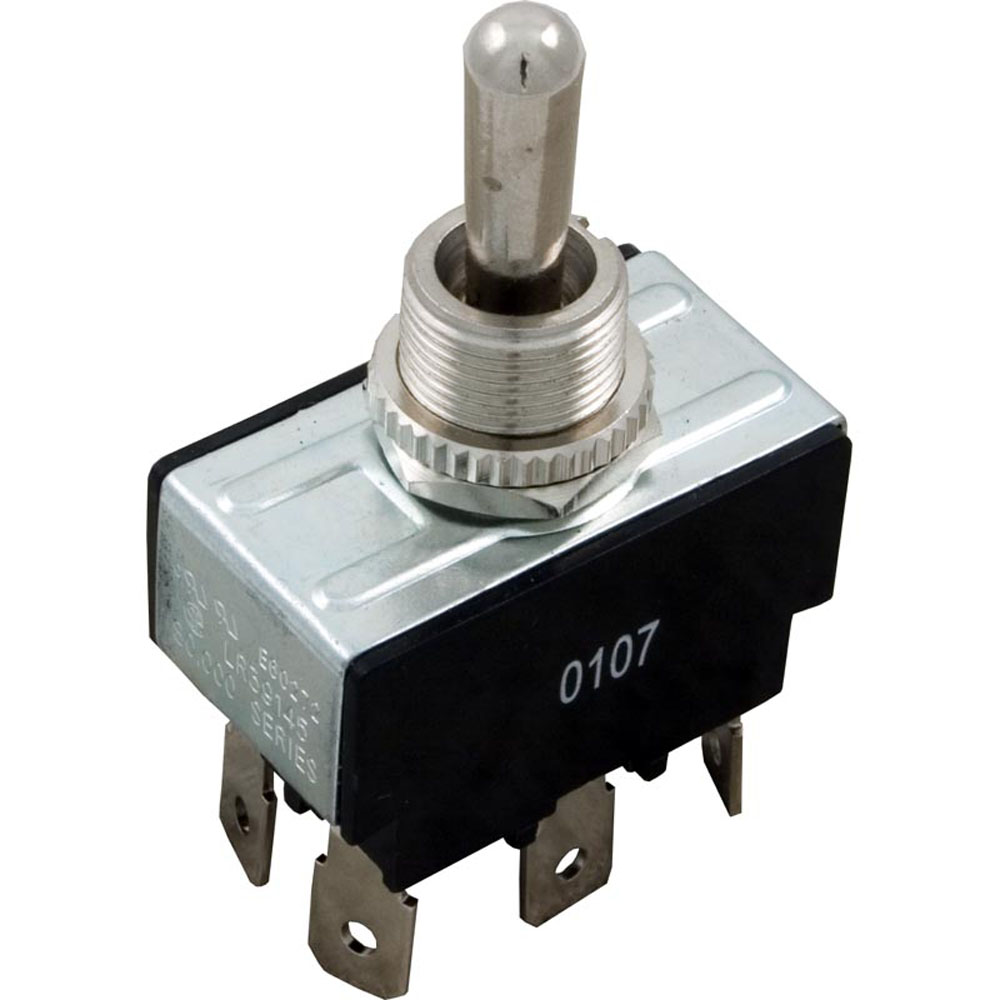 Toggle Switch  Dpdt  Center Off
