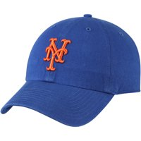 Product Image New York Mets Fan Favorite Primary Logo Clean Up Adjustable  Hat - Royal - OSFA 8d6b512662c