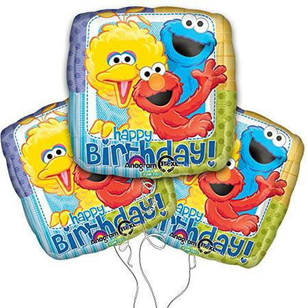 Sesame Street Happy Birthday 18