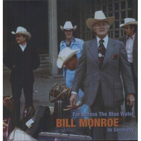 Bill Monroe Bluegrass Music - Far Across The Blue Water (CD)