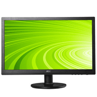 "AOC Monitor 24"" Full HD 1920x1080 VGA DVI-D E2460SD"