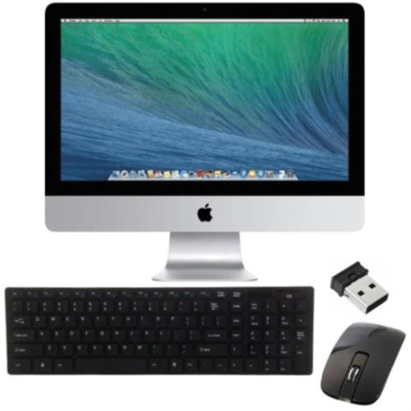 "Apple 21.5"" iMac Intel Core i3-540 X2 3.06GHz, 4GB, 500GB HDD, Silver - MC508LL/A (Refurbished, Scratches & Dents)"