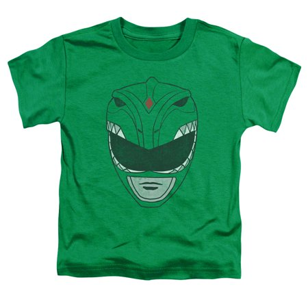 Green Ranger S/S Toddler Tee Kelly Green Pwr114