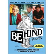Behind the Scenes: Painting and Drawing (DVD)