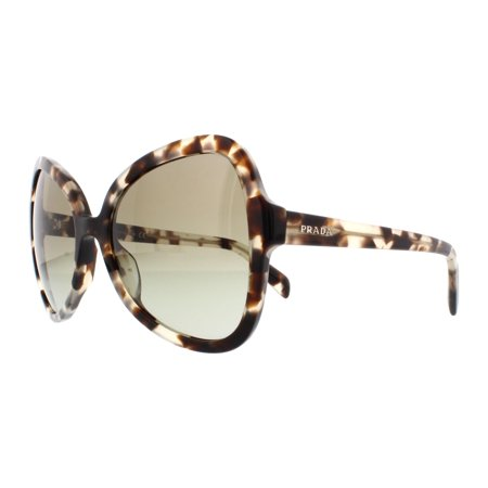 PRADA Sunglasses PR 05SS UAO4K1 Spotted Opal Brown (6s1 Prada Sunglasses)