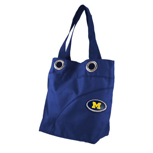 NCAA - Michigan Wolverines Grommet Tote